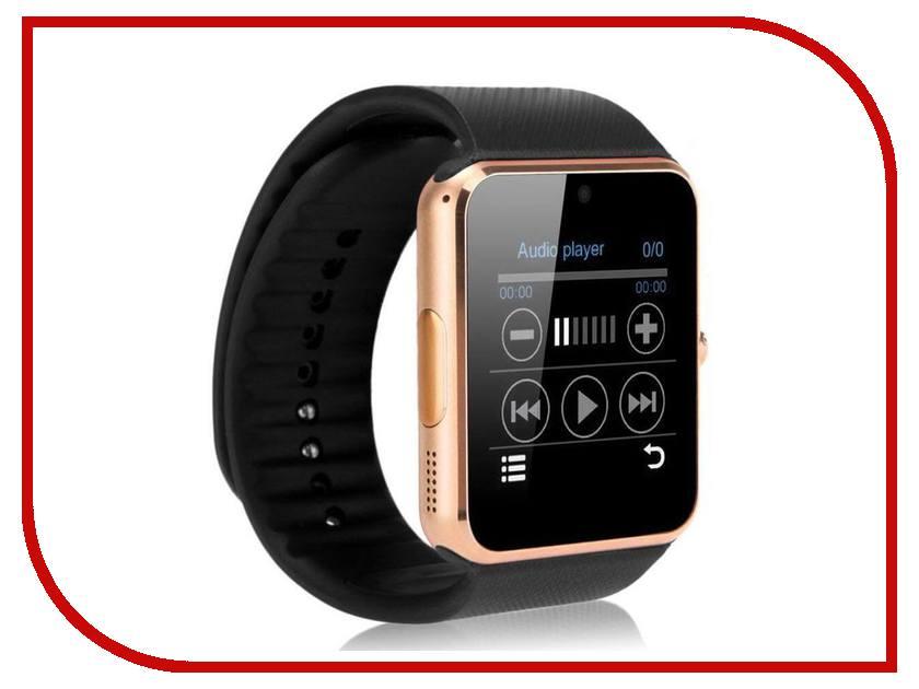 Умные часы Smart Watch GT08 Gold smart baby watch q80 умные детские часы с gps голубые