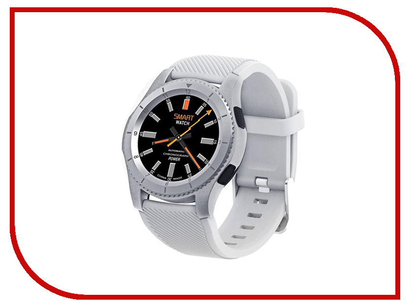 Умные часы Smart Watch G8 Silver