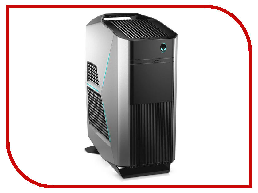 Компъютер Dell Alienware Aurora R7 R7-0009 (Intel Core i7-8700K 3.7 GHz/32768Mb/2000Gb + 512Gb SSD/DVD-RW/2x nVidia GeForce GTX 1080 8192Mb/Wi-Fi/Bluetooth/Windows 10 64-bit) 2x r