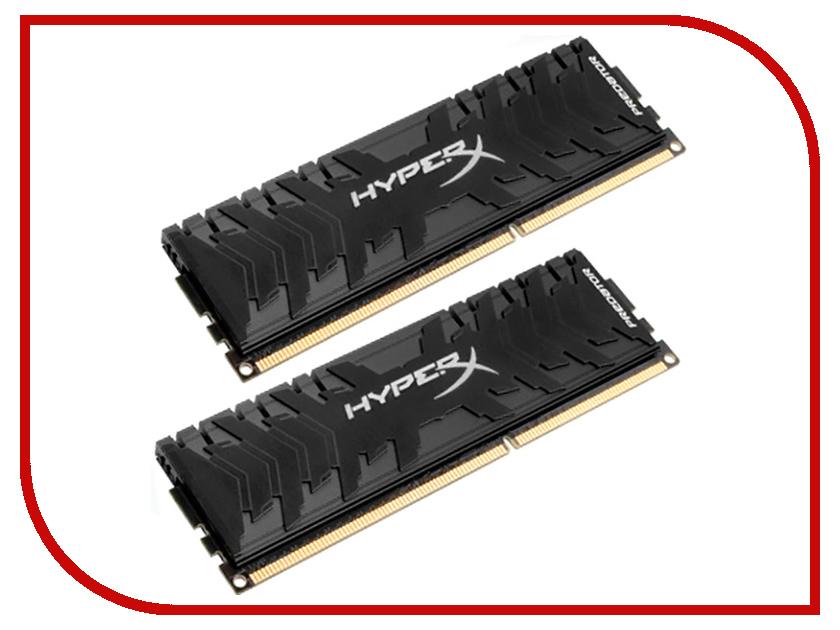 Модуль памяти Kingston HyperX DDR3 DIMM 2133MHz PC3-17000 CL11 - 8Gb HX321C11PB3K2/8 модуль памяти kingston hyperx savage hx321c11sr 8 ddr3 8гб 2133 dimm ret