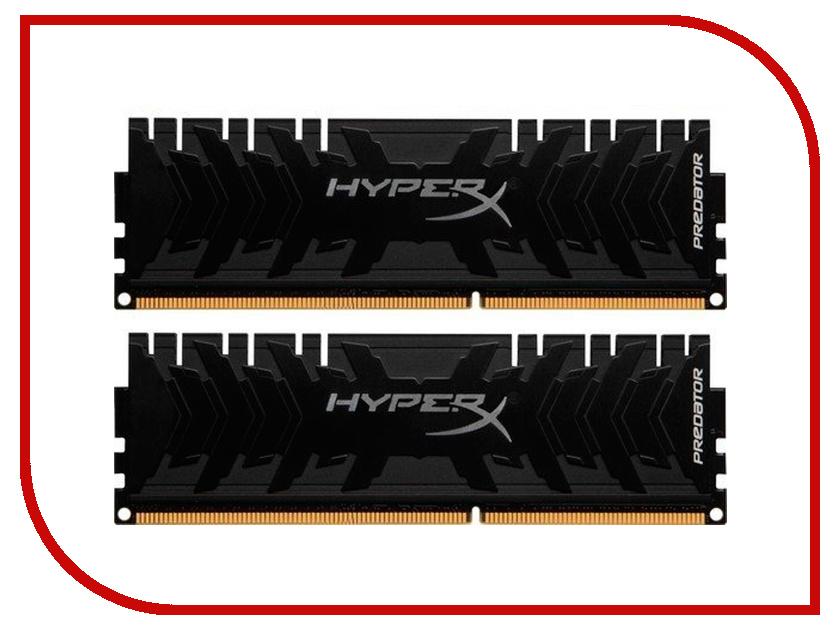 Модуль памяти Kingston HyperX DDR3 DIMM 2133MHz PC3-17000 CL11 - 16Gb hx321c11pb3k2/16 купить hyperx drone