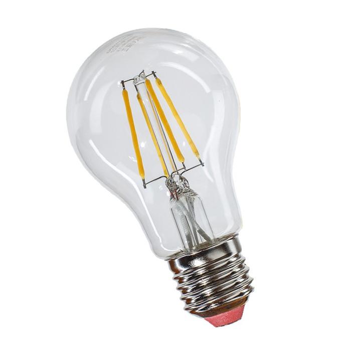 Лампочка Экономка Шарик Е27 GL45 8W 160-260V 2700K EcoLedFL8wGL45E2727
