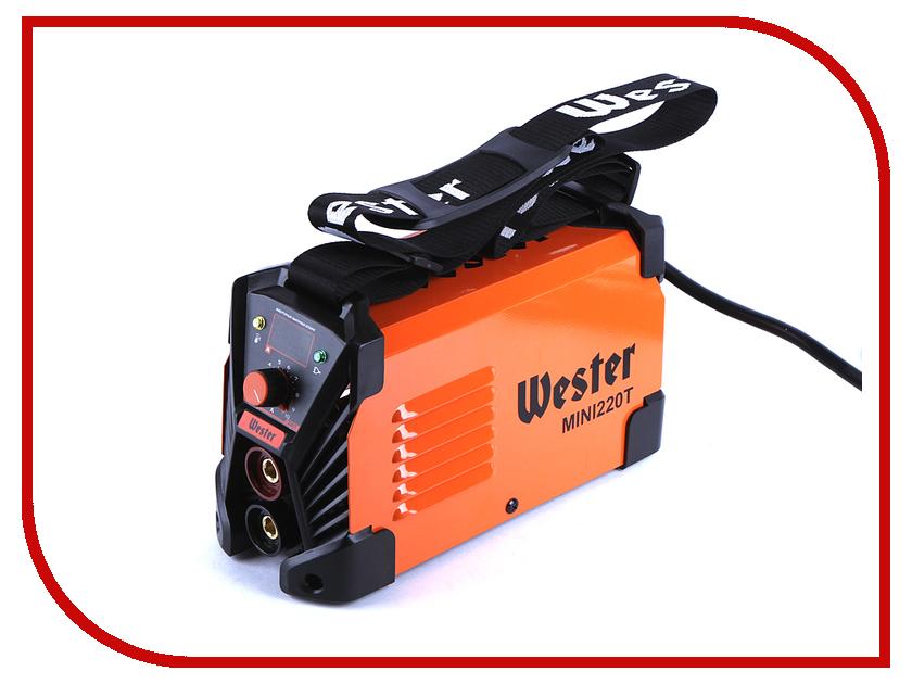 цена на Сварочный аппарат Wester MINI 220T