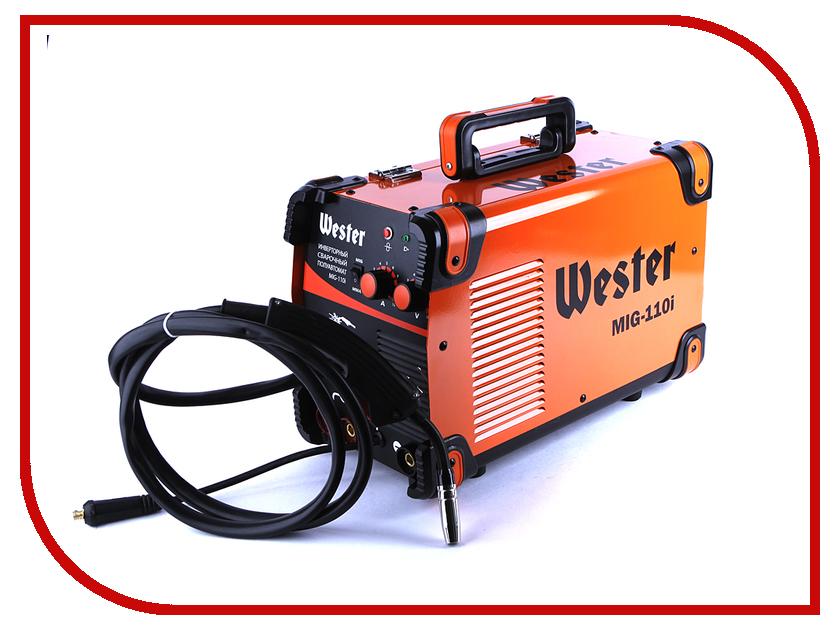 Сварочный аппарат Wester MIG-110i цена и фото