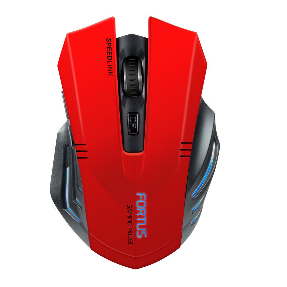 Мышь Speed-Link Fortus Black SL-680100-BK-01