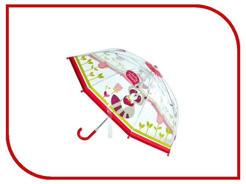 Зонт Mary Poppins Apple Forest 46cm 53596