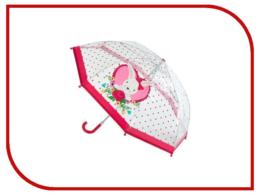 Зонт Mary Poppins Rose Bunny 46cm 53599