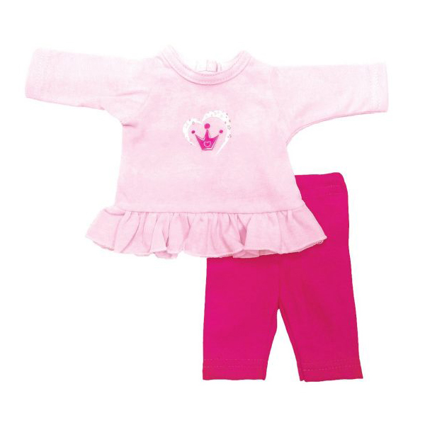 Одежда для куклы Mary Poppins Туника и легинсы 452098
