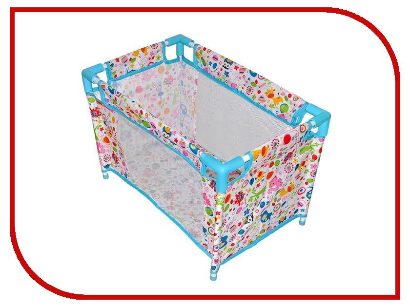 Игра Mary Poppins Кроватка Фантазия Light Blue 67318 игра mary poppins набор готовки зайка 453071