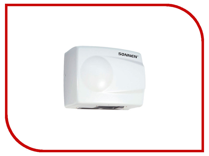 Электросушилка для рук Sonnen HD-298 604193
