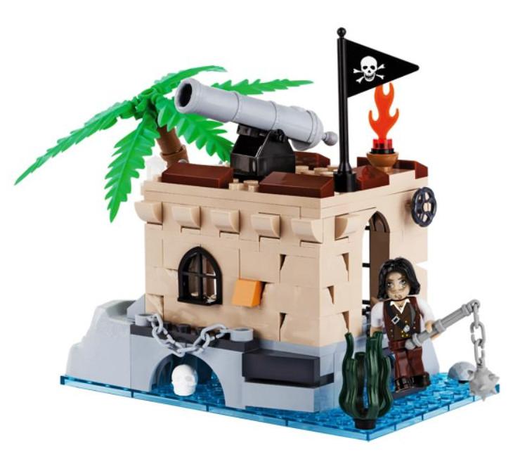Конструктор Cobi Pirates Сторожевая башня 140 дет. 6022 все цены