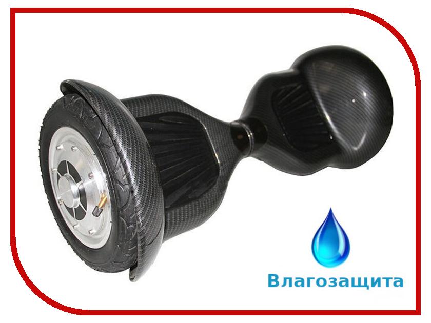 Гироскутер Asixbot Premium 10 TaoTao APP Самобалансировка + влагозащита Carbon Black