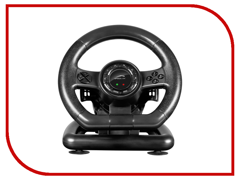 Руль Speed-Link Black Bolt Racing Wheel Black SL-650300-BK