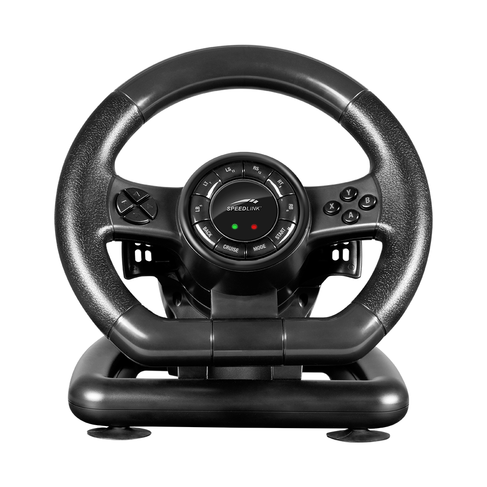 Руль Speedlink Black Bolt Racing Wheel SL-650300-BK
