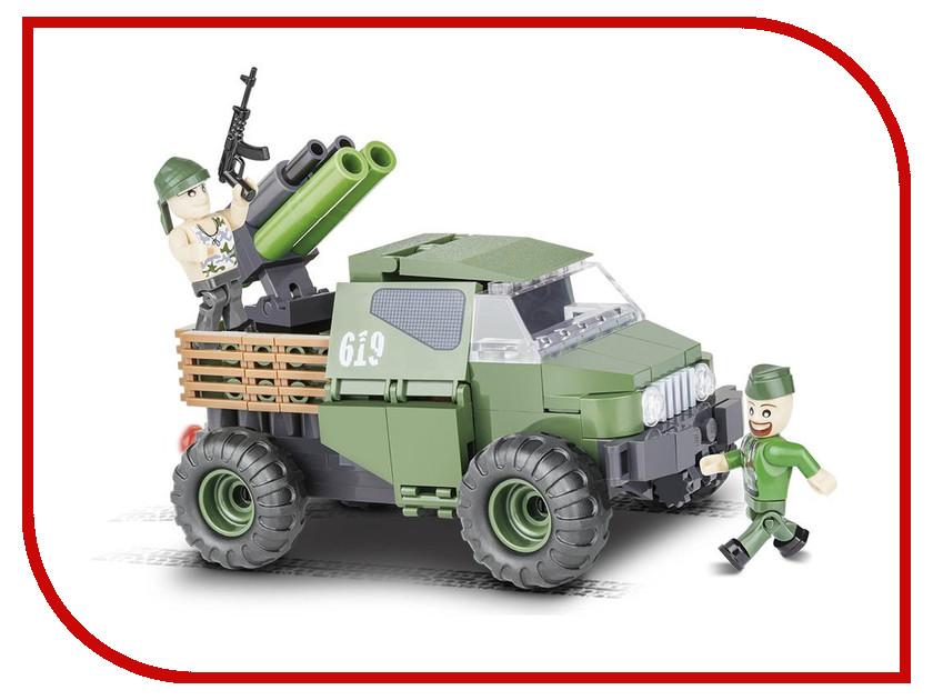 Конструктор Cobi Small Army Армейский бронированый пикап 150 дет. 2160