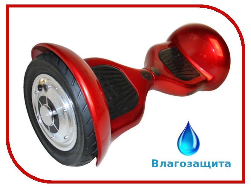 Гироскутер Asixbot Premium 10 TaoTao APP Самобалансировка + влагозащита Red