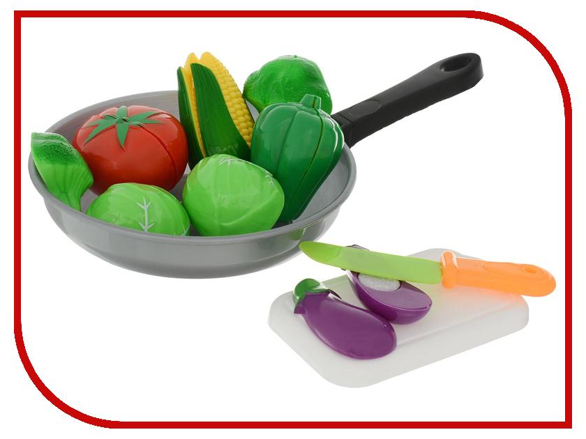 Набор овощей в сковороде Mary Poppins 453045 игра mary poppins набор для резки овощей 453042