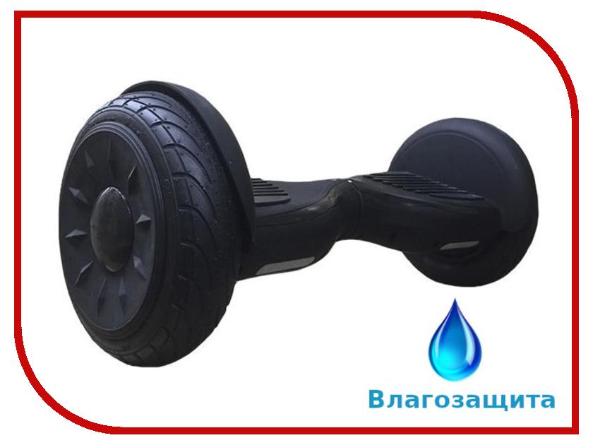 Гироскутер Asixbot Pro 10.5 TaoTao APP Самобалансировка + влагозащита Black гироскутер smart balance pro 10 граффити оранжевый сумка bluetooth taotao самобаланс