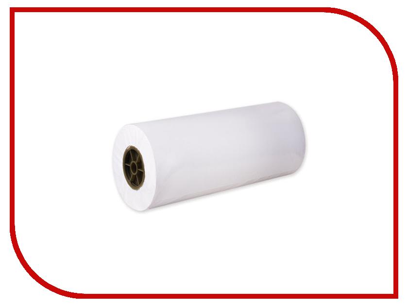 Бумага Brauberg Рулон для плоттера 420mm x 150m втулка 76mm 80g/m2 110632 от Pleer