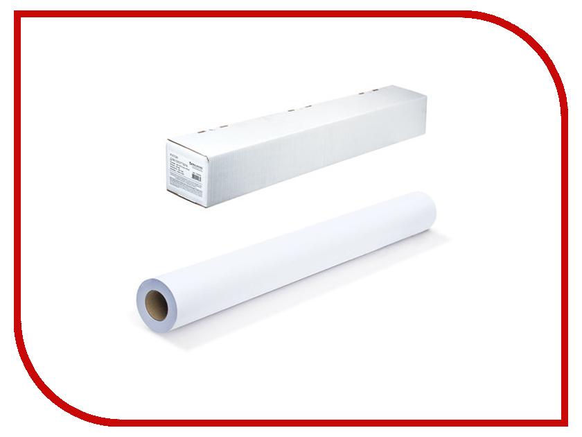 Бумага Brauberg Рулон для плоттера 914mm x 30m втулка 50.8mm 160g/m2 110624 от Pleer