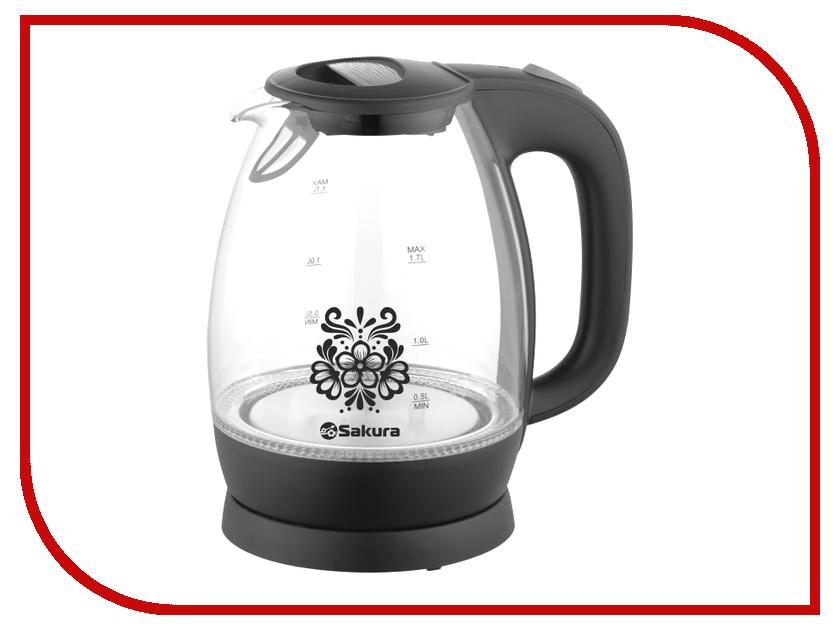 Чайник Sakura SA-2715BK стоимость