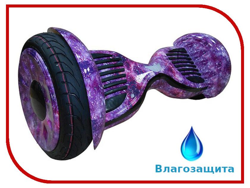 Гироскутер Asixbot Pro 10.5 TaoTao APP Самобалансировка + влагозащита Purple Space