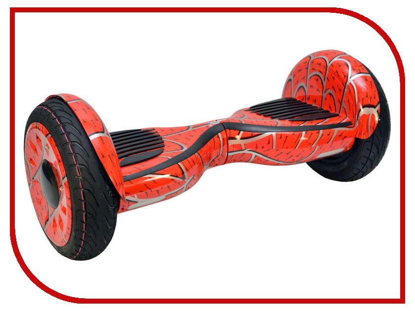 Гироскутер Asixbot Pro 10.5 TaoTao APP Самобалансировка + влагозащита Spider-Man