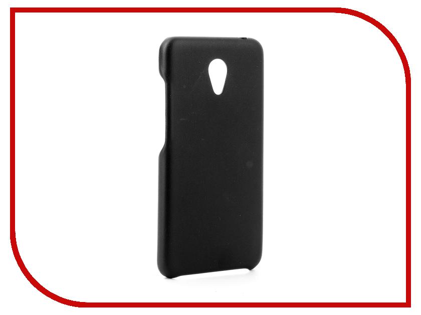 Аксессуар Чехол для Meizu M6 G-Case Slim Premium Black GG-924