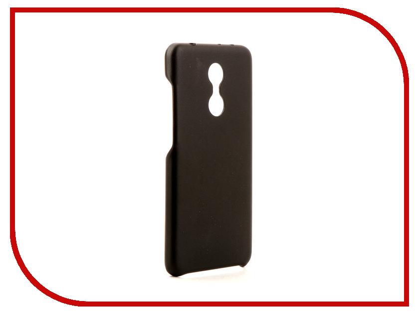Фото Аксессуар Чехол Xiaomi Redmi 5 G-Case Slim Premium Black GG-922 аксессуар чехол xiaomi redmi 5 plus g case slim premium black gg 918