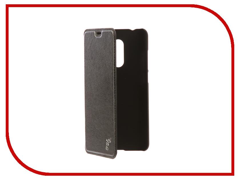 Аксессуар Чехол для Xiaomi Redmi 5 G-Case Slim Premium Black GG-917 аксессуар чехол xiaomi redmi 4x g case slim premium black gg 837