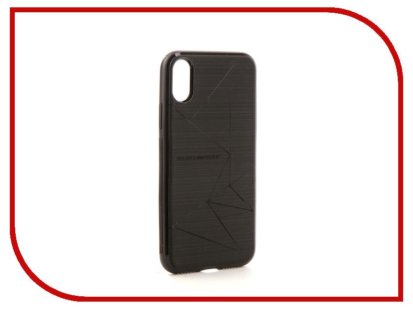 Аксессуар Чехол Nillkin Magic Case для APPLE iPhone X MC-HC AP-IPHONE X
