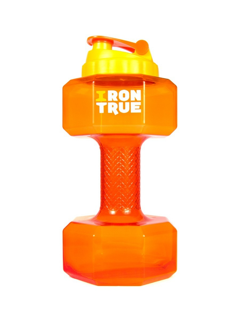 Бутылка Irontrue ITB951-2200 2.2L Orange