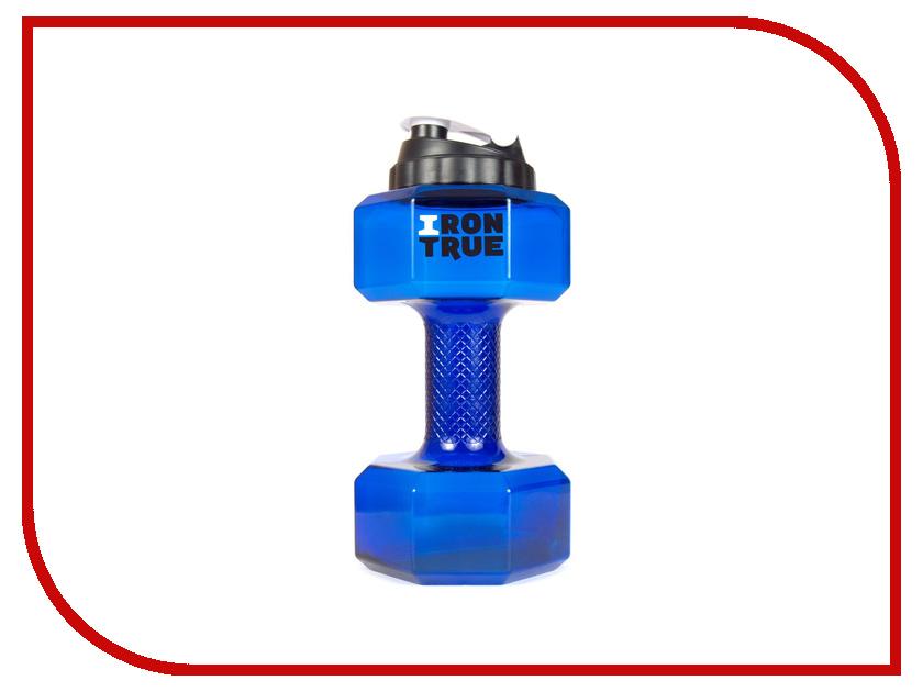 ITB951-2200  Бутылка Irontrue ITB951-2200 2.2L Blue