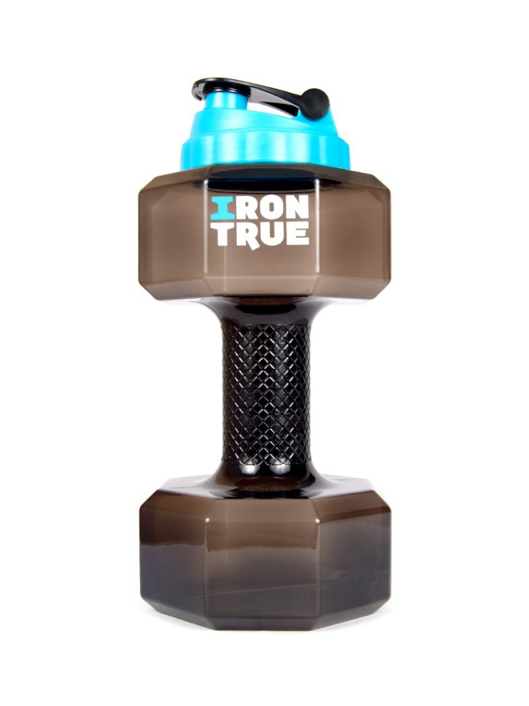 Бутылка Irontrue ITB951-2200 2.2L Black