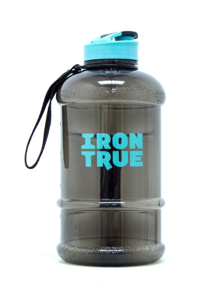 Бутылка Irontrue ITB941-1300 1.3L Black-Turquoise-Black