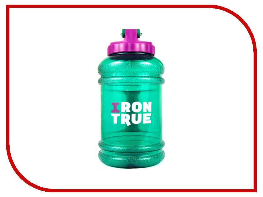 ITB941-2200  Бутылка Irontrue ITB941-2200 2.2L Purple-Green