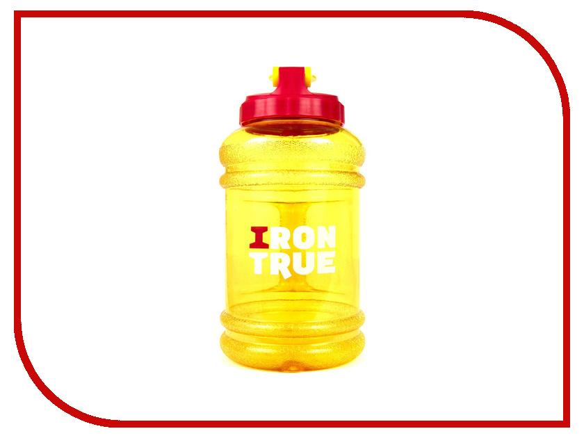 Бутылка Irontrue ITB941-2200 2.2L Red-Yellow бутылка спортивная irontrue цвет розовый 2 2 л itb931 2200