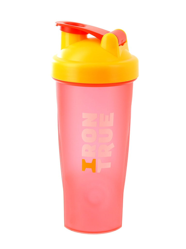 Шейкер Irontrue ITS901-600 700ml Yellow-Red