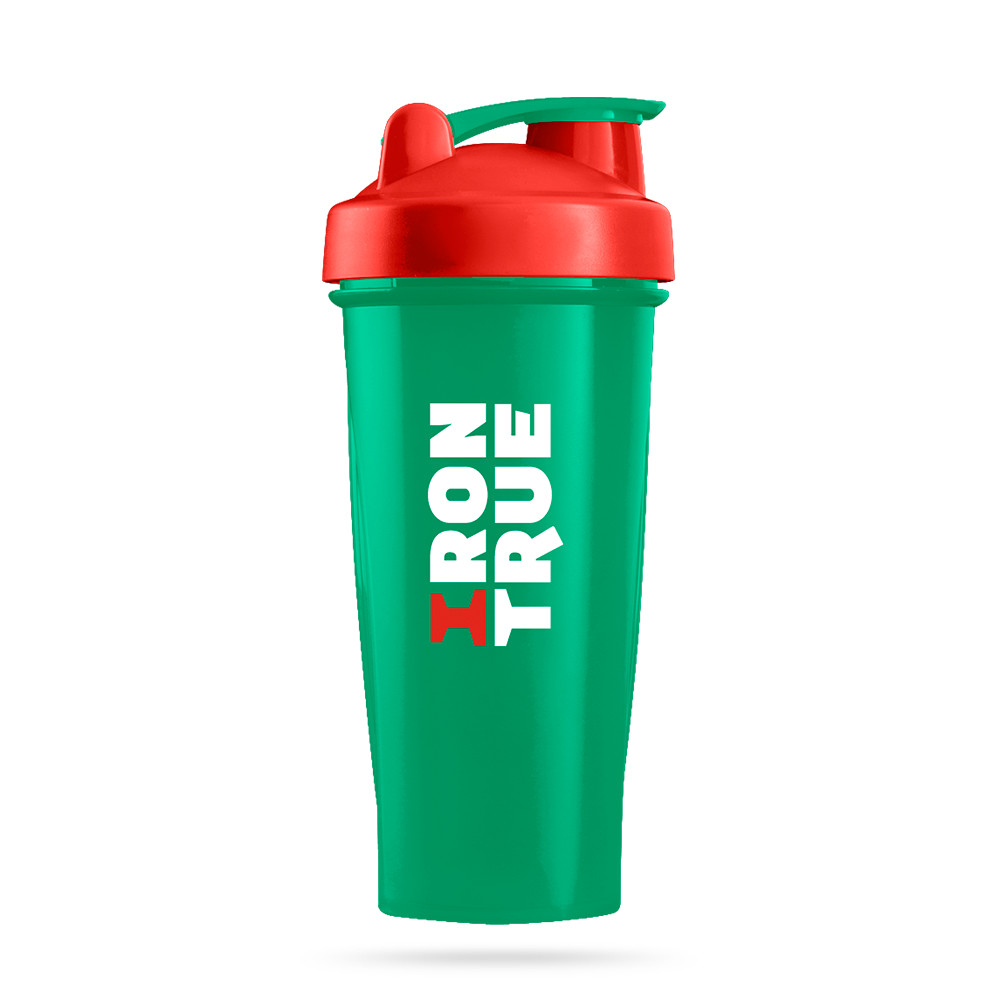 Шейкер Irontrue ITS901-600 700ml Green-Red-Green
