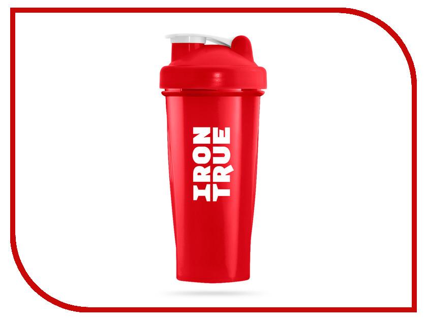 Шейкер Irontrue ITS901-600 700ml Red