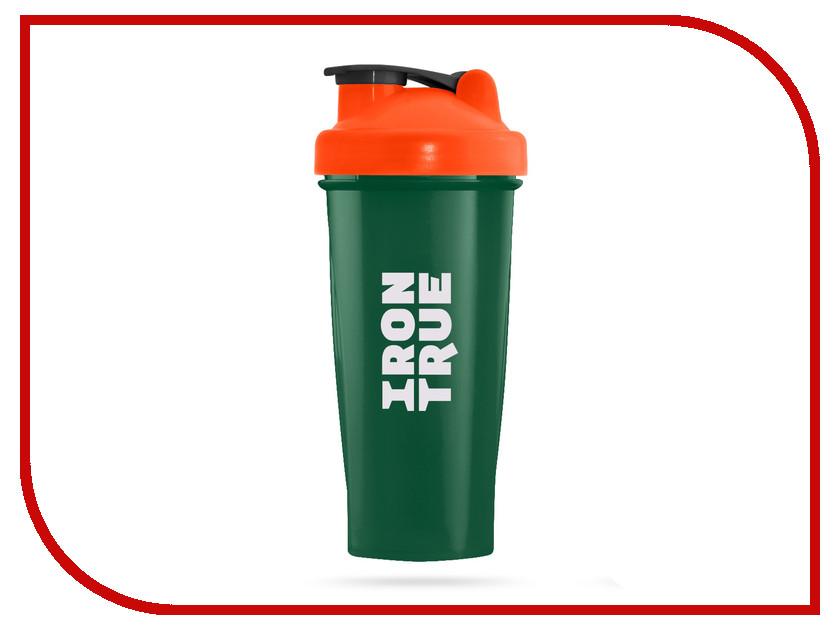 Шейкер Irontrue ITS901-600 700ml Orange-Green