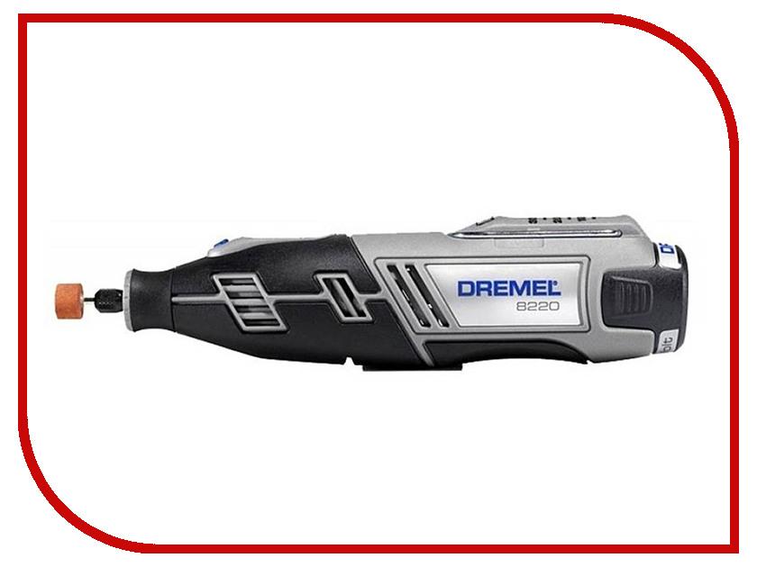 Гравер Dremel 8220-1/5 аккумуляторный гравер dremel 8200 5 65 f0138200kr