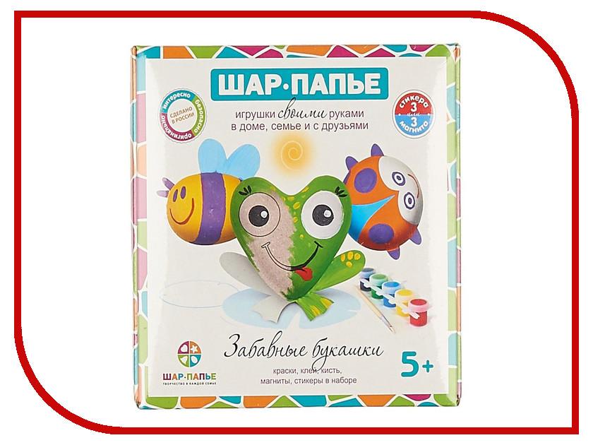 Набор Шар-Папье Магниты Букашки В01685 шар папье
