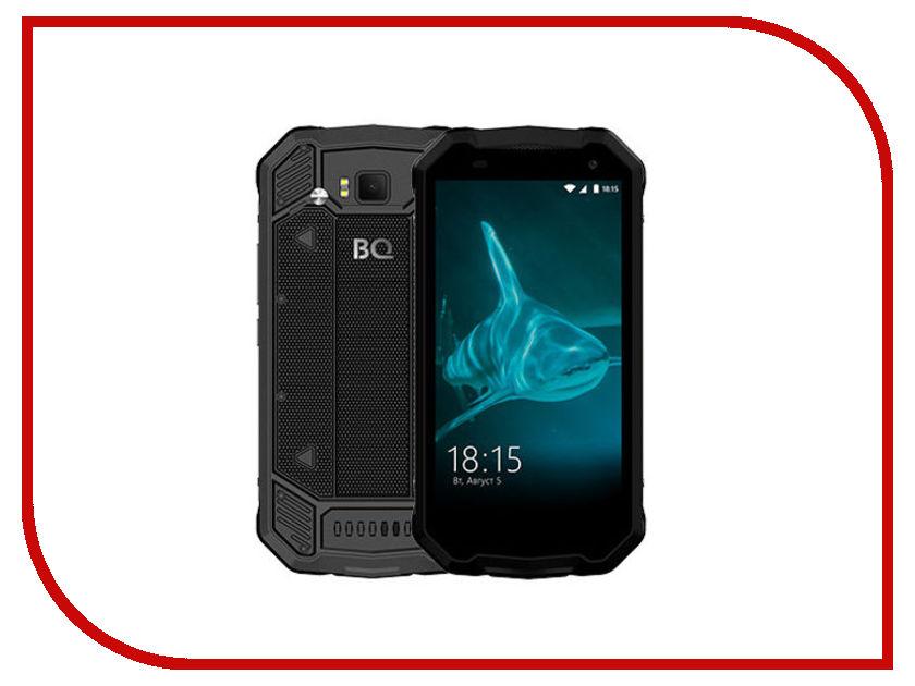 Сотовый телефон BQ 5003L Shark Pro Black телефон bq bqs 5003 colombo ii black