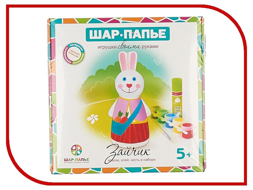 Набор Шар-Папье Зайчик B01591 набор ободков котенок и зайчик вв2150
