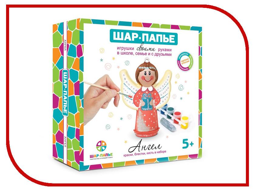Набор Шар-Папье Ангел с блестками B00016T