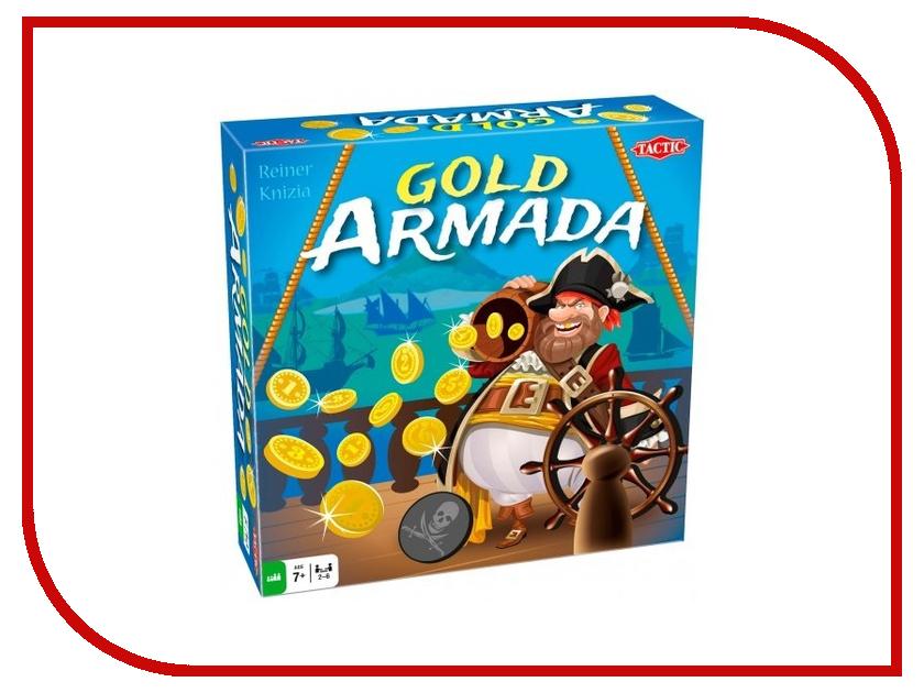 Настольная игра Tactic Золотая армада 54553