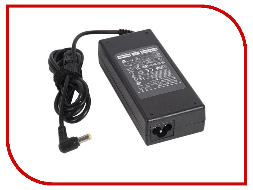 Блок питания Zip PA-1900-05 19V 4.74A 90W для Acer Aspire 1300/1640/1680/2000/3000/3680/5570/7520 /TravelMate C100/C300/230/290/2310/2480/3200/4060/5100/5720/8100 / Extensa 4220/4620/5220/5620 wholesale for acer extensa 5220 5620 laptop motherboard mbtk301005 48 4t301 01t 100