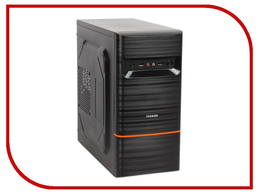 Корпус SunPro Premier III mATX 450W Black 0359342