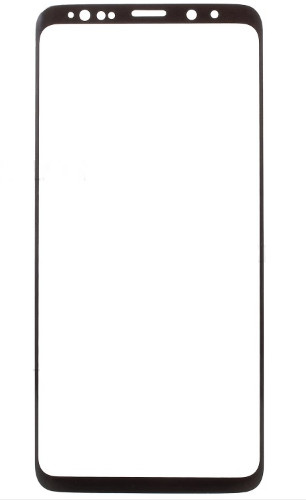 Аксессуар Защитное стекло Onext для Samsung Galaxy S9 3D Black 41589 аксессуар защитное стекло onext для samsung galaxy s9 plus 3d transparent 41592